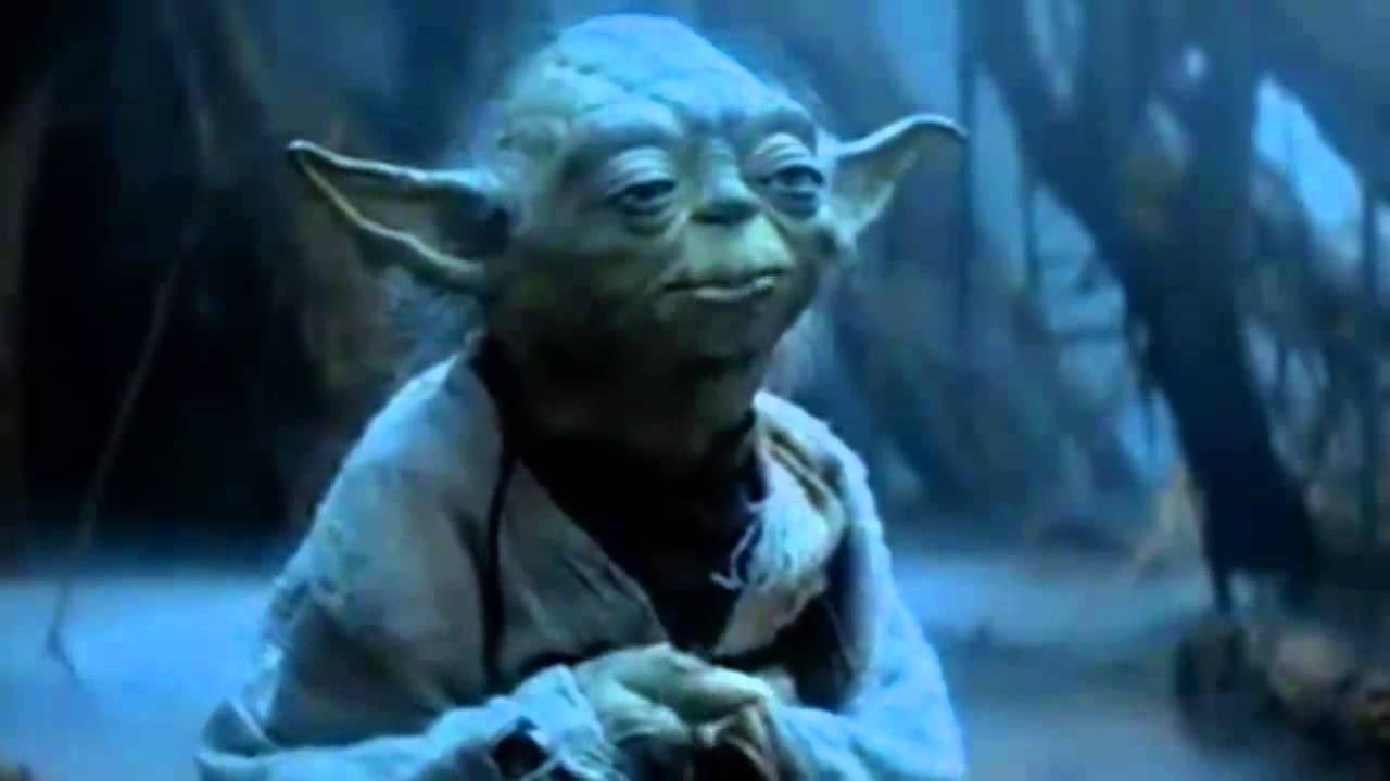 Maitre Yoda Fais Le Ou Ne Le Fais Pas Mais Il N Y A Pas D