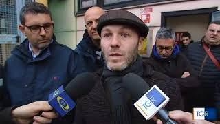 10 novembre 2017: sciopero lavoratrici e lavoratori Seta a Modena, Reggio Emilia, Piacenza