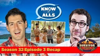 Survivor Kaoh Rong Episode 3 Recap | Know It Alls | March 2, 2016