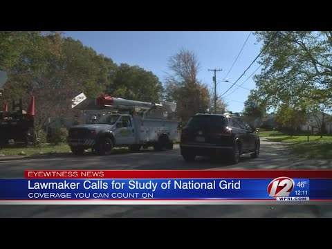 Lawmakers call for study of National Grid