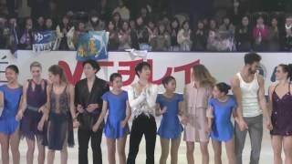 Figure Skating. NHK Trophy. Gala Exhibition. Final. 27.11.2016