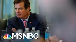 Donald Trump Russia Case 'More Than Circumstantial' | Rachel Maddow | MSNBC