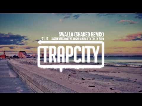 Jason Derulo feat Nicki Minaj & Ty Dolla $ign  Swalla SHAKED Remix