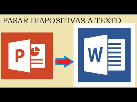 como-pasar-diapositivas-a-texto-en-word-en-1-minuto-2017