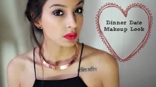 Evening Dinner Date Makeup: GRWM Matte Velvet Lip Thumbnail