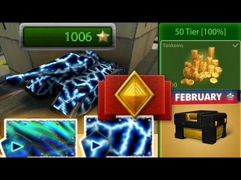Tanki Online 1000 Stars COMPLETED Again With Mega Buyer Road To Legend