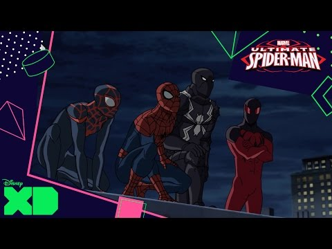 Ultimate Spider-Man Vs. The Sinister Six | Iron Vulture | Official Disney XD UK