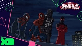 Ultimate Spider-Man Vs. The Sinister Six | Iron Vulture | Disney XD