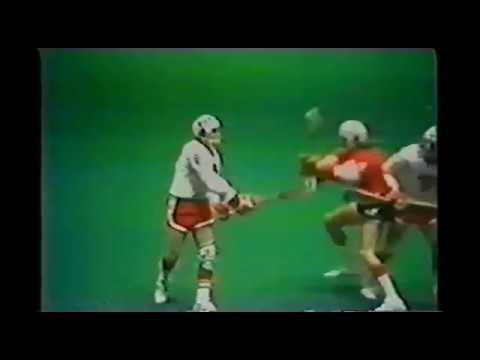 1975 NLL - Long Island @ Philadelphia