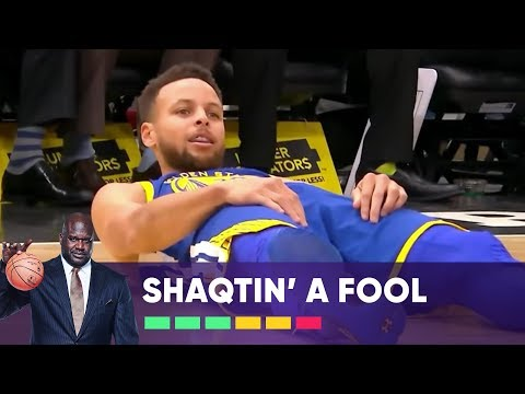 Plays 5 - 1 And The 2017 - 2018 Shaqtin' MVP | Shaqtin' A Fool Season Finale