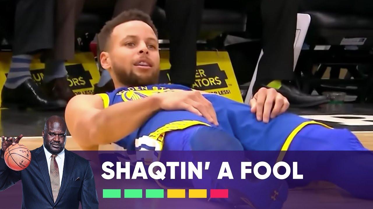 d44b4b6408bc Plays 5 - 1 And The 2017 - 2018 Shaqtin  MVP