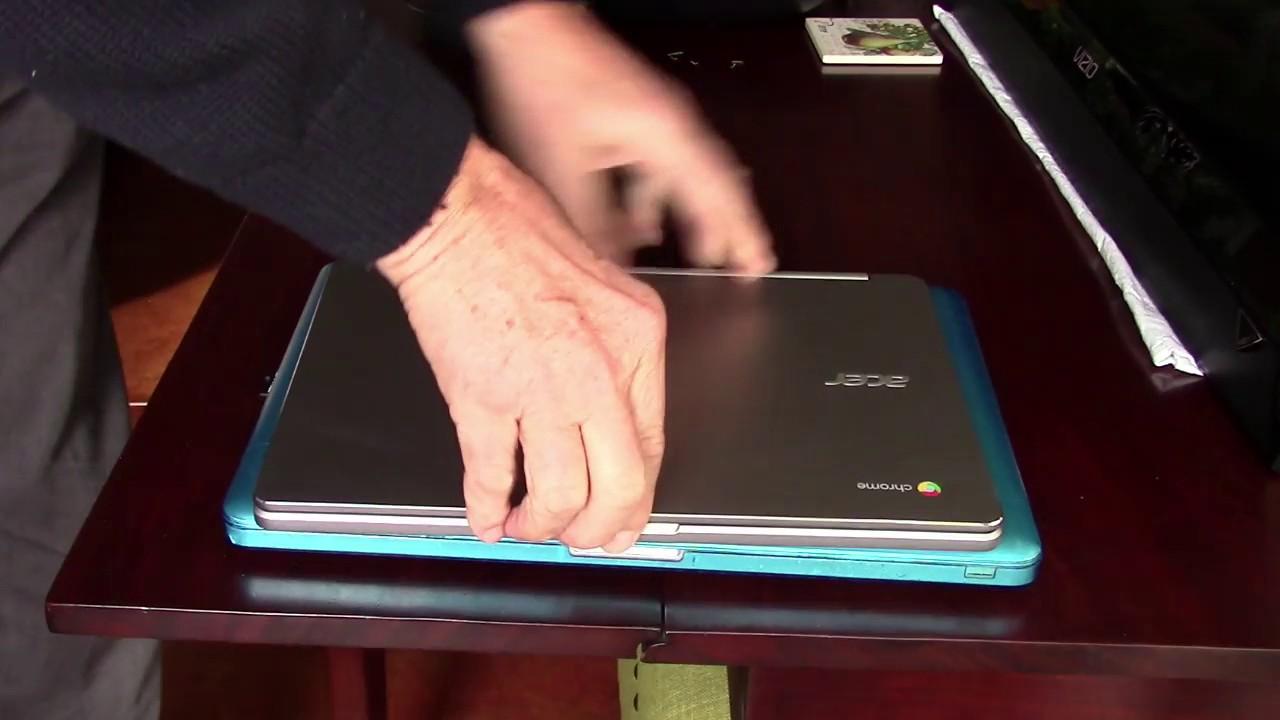 Review Acer Chromebook R13