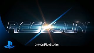 RESOGUN PS4: Epic Explosions
