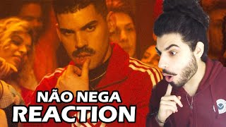 Baixar Mateus Carrilho - Não Nega (REACTION) | Reação e comentários