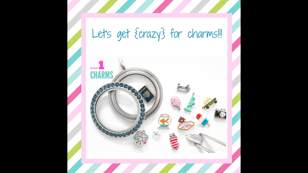 Origami owl charms spring 2016 tom youtube origami owl charms spring 2016 tom jeuxipadfo Gallery