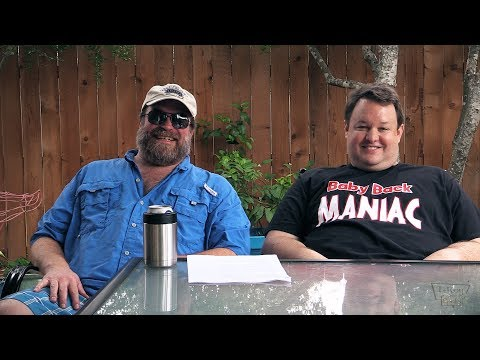 Thursday Chat with Justin from Baby Back Maniac | Ep 36