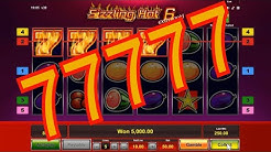 Sizzling Hot 6 Extra Gold  - Slot