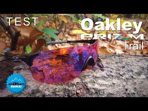 Verres Evzero Prizm Et Fameux Trail Oakley Lunettes Des Test RLA534j
