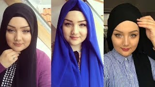 Simple and Cut Tutorial Hijab Style - Part 5