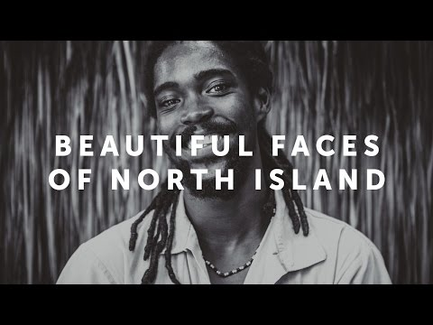 The Beautiful Faces of North Island