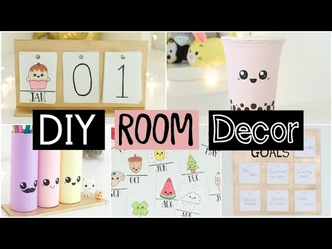 DIY Room Decor Organization For 2017 EASY INEXPENSIVE Ideas