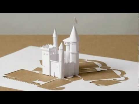 10 things you can do with a piece of paper youtube for Things to make out of construction paper