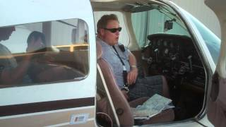 Airborne Amateur TV and APRS End of Day Video
