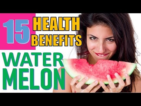 15 Incredible Uses & Health Benefits of Watermelons, Watermelon juice and Seeds