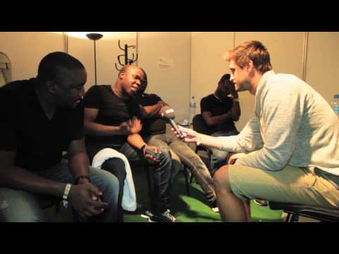 Magic System - Interview Afro Pfingsten Festival 2014