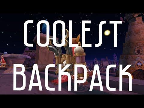 Ragnarok mobile coolest backpack youtube ragnarok mobile coolest backpack forumfinder Images