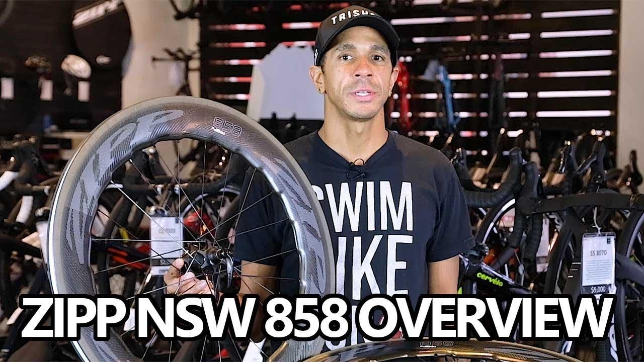 Zipp NSW 858 Wheels Overview