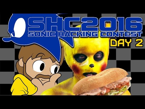Johnny vs. Sonic Hacking Contest 2016 (Day 2)