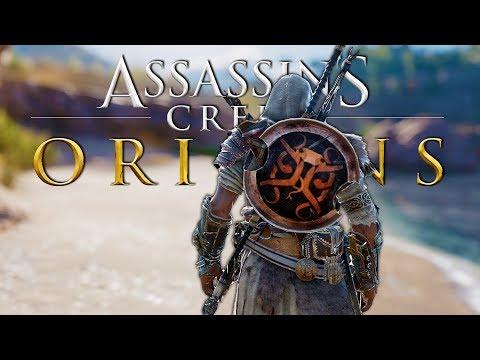 FIRE BOMBS VS BOATS! (Assassin's Creed Origins Free Roam) thumbnail