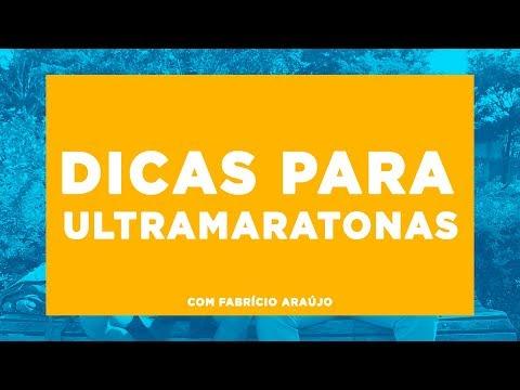 DICAS DE PROVA PARA ULTRAMARATONISTAS COM FABRÍCIO ARAÚJO