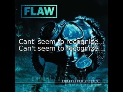 Flaw   03-Recognize (with lyrics) from the album