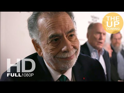 Francis Ford Coppola on Apocalypse Now 40 years restoration at Tribeca Film Festival 2019 interview
