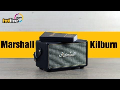 Marshall Kilburn  обзор беспроводной колонки
