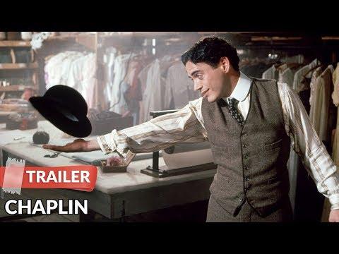 Chaplin 1992  HD  Robert Downey Jr.  Geraldine Chaplin