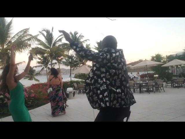 Reggae Dancehall Sax on St Thomas Virgin Islands