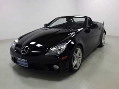 2009 mercedes benz slk55 amg at leikin motor companies for Leikin mercedes benz
