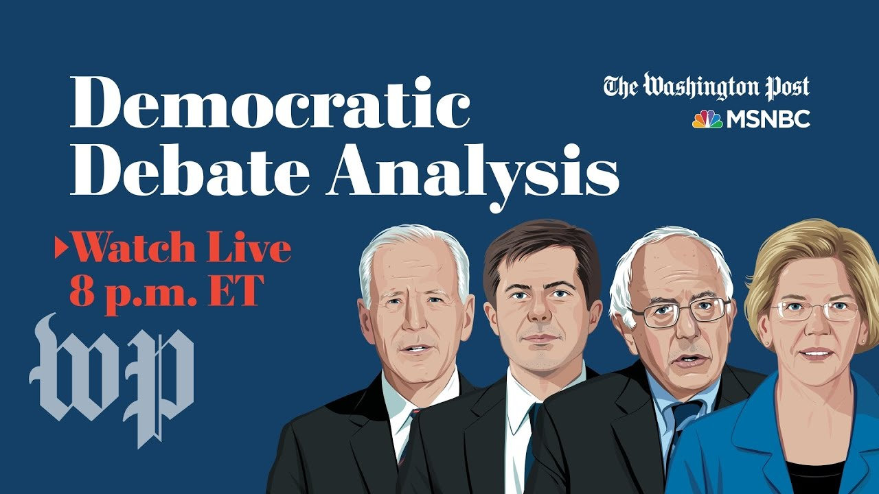 LIVE NOW: Analysis of the fifth Democratic presidential debate