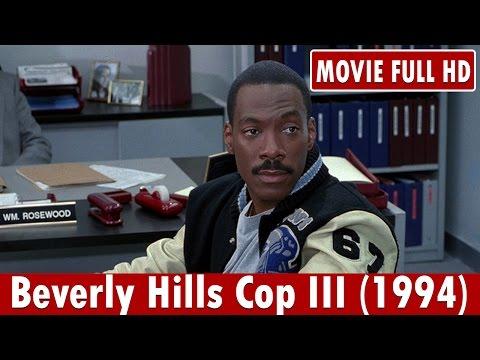 Beverly Hills Cop III (1994) Movie **  Eddie Murphy, Jon Tenney, Joey Travolta