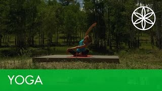 Yoga for Weight Loss with Colleen Saidman - Stress Buster | Yoga | Gaiam