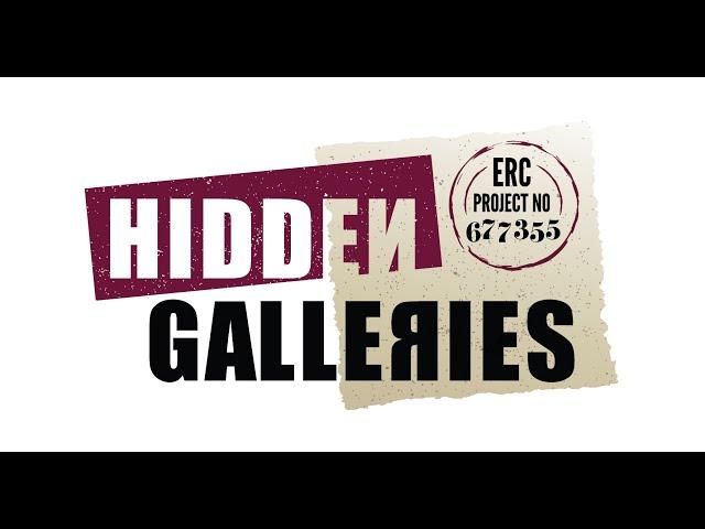 Hidden Galleries _ Boole Library Exhibition _ 09 Oct – 31 March 2021