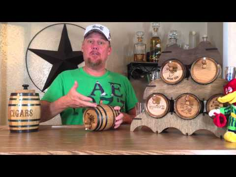 Tips For Aging Liquor and Wine in Oak Barrels