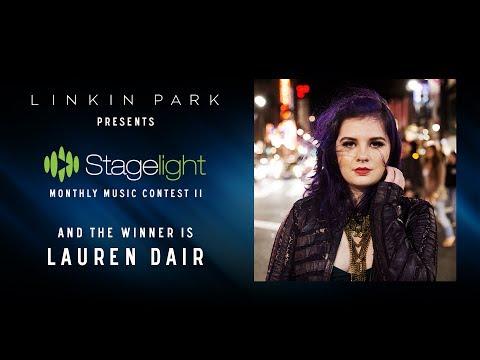 Stagelight Monthly Music Contest II Grand Prize Winner | Lauren Dair