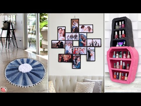 8 Crazy Cool DIY !!! Living Room Decor Ideas