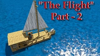 "Minecraft Animation          ""The Flight Part 2"""
