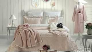 Свадебный комплект постельного белья