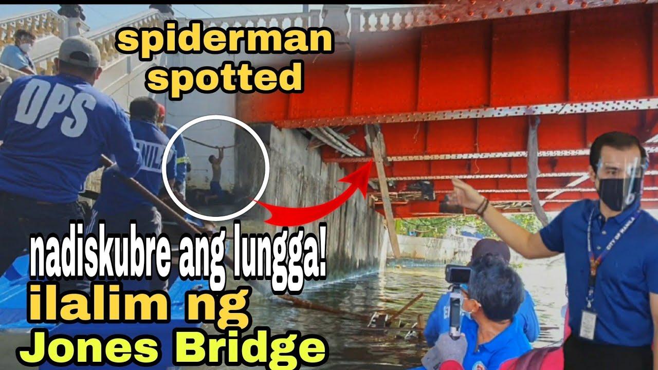 Download NADISKUBRE ang LUNGGA!  BINAHAYAN ILALIM ng JONES BRIDGE 09-04-2020